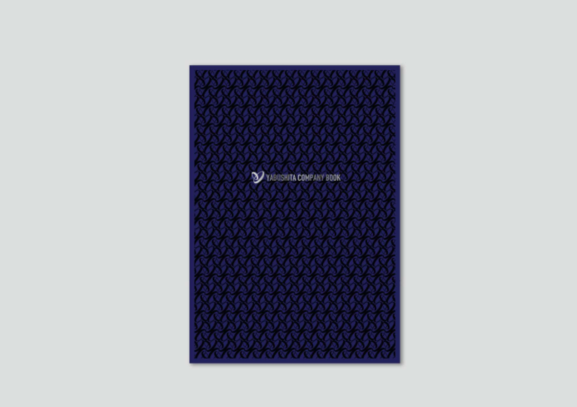 グラフィックデザイン / 株式会社ヤブシタ / COMPANY BOOK / 冊子 - Art Director / Riy制作室   Design / jamska design -  -