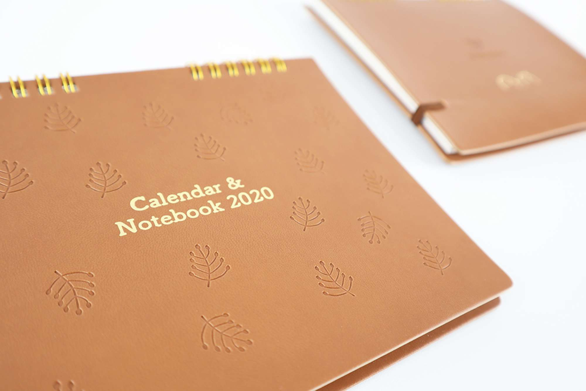 株式会社ヤブシタ/2020卓上カレンダー&Notebook(スイーツVer.) - Art Director/Riy制作室 Design/jamska design -  -